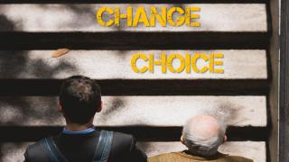 "Three steps: ""Challenge, Change and Choice"""