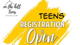 Регистрация для подростков
