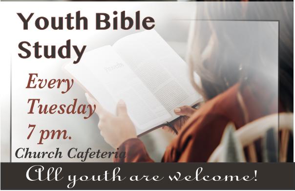 Изучение библии для молодежи